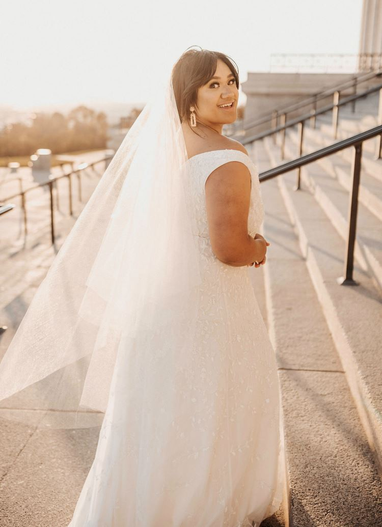 Plus Size Bridal Dresses Image